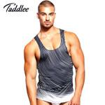 Men Tank Top Casual Fashion Top Tees Shirts Tshirt Sleeveless