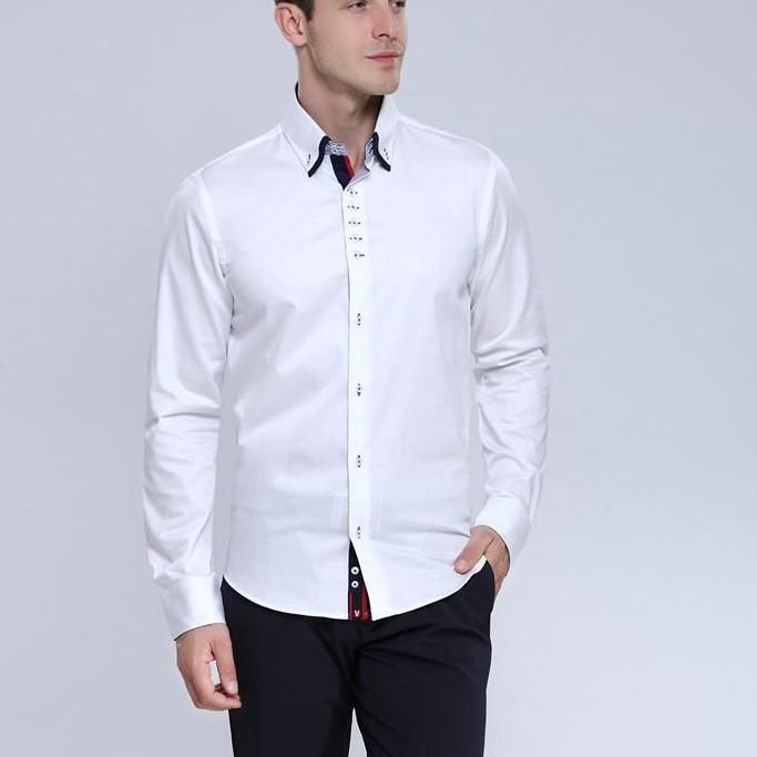 The Double Collar Shirt