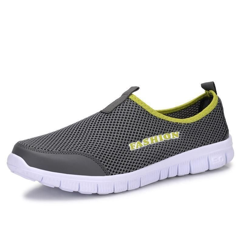 Foot Wrapping Breathable Mesh Shoes