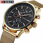 Men's Quartz Watches Fashion Casual Full Steel Sports Watches Men Business relojes Quartz watch