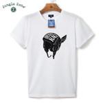 Men's T-shirt design pictures Flying hat O-Neck short-sleeved T-shirt men's casual T-shirt