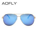 Cool Original Sunglasses Polarized Sunglasses Men Lens Mirror Driving Outdoor Sun glasses Male