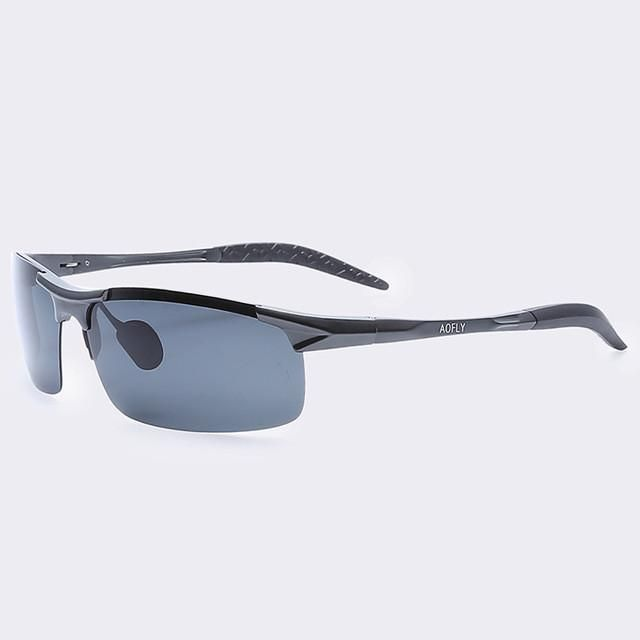 Men Classic Sunglasses Men Polaroid Lens Sun Glasses for Men Driving Shades With Original Box