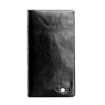 Genuine Leather Men Clutch Wallet Male Phone Wallets Soft Leather Purse Vintage Clutch Men Leather Clutch Phone Bag