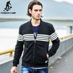 Clothing Spring Autumn High quality Cardigan hoodie men jacket coat male hoodies sweatshirts fashion casual