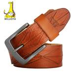 Designer Belts Men High Quality 100% Genuine Leather Belt Man Vintage Strap