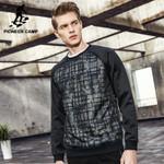 New design sweatshirts men clothing fashion pattern hoodies male top quality stretch tracksuits