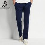 new fashion modal mens pants casual wear elastic thin mens pants sweatpants  fitness