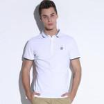 New Polo Shirt Men Mesh Mens Polo Shirt Man Short Sleeve Solid Polo Shirt Male Polo Shirts Clothing