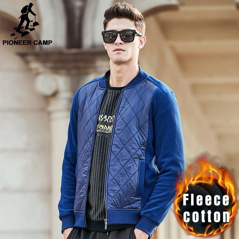 new style patchwork hoodies men male thick fleece hoodies quality autumn winter warm sweatshirts men