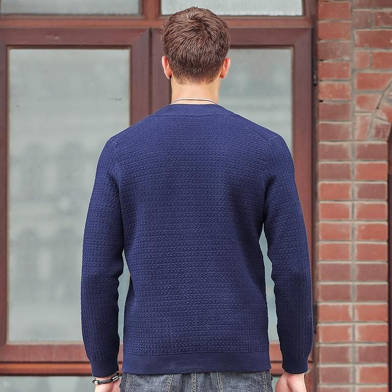 Camp New arrival Thick Sweater Men famous clothing men Cardigans male casual fashion zipper sweaters