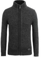 cardigans men sweaters new knitwear zipper cardigan Top quality clothing fashion male christmas coat