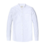 New Spring Casual Shirts Men Long Sleeve Fashion 100% Cotton spinning shirt Clothing  Slim