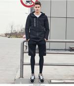 New Spring fashion jacket men windbreaker hoodie coat male top quality casual outwear for men