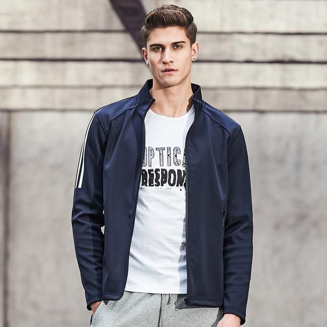 New arrival Spring jacket coat men clothing casual male jacket top quality zipper outerwear coat