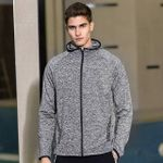 new spring jacket coat men clothing fashion hoodie jacket men top quality stretch casual overcoat