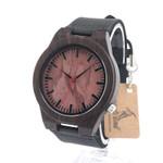 Men's Wood Bamboo Wristwatch Antique Unique Design Men Top Wooden Bamboo Wrist Watches