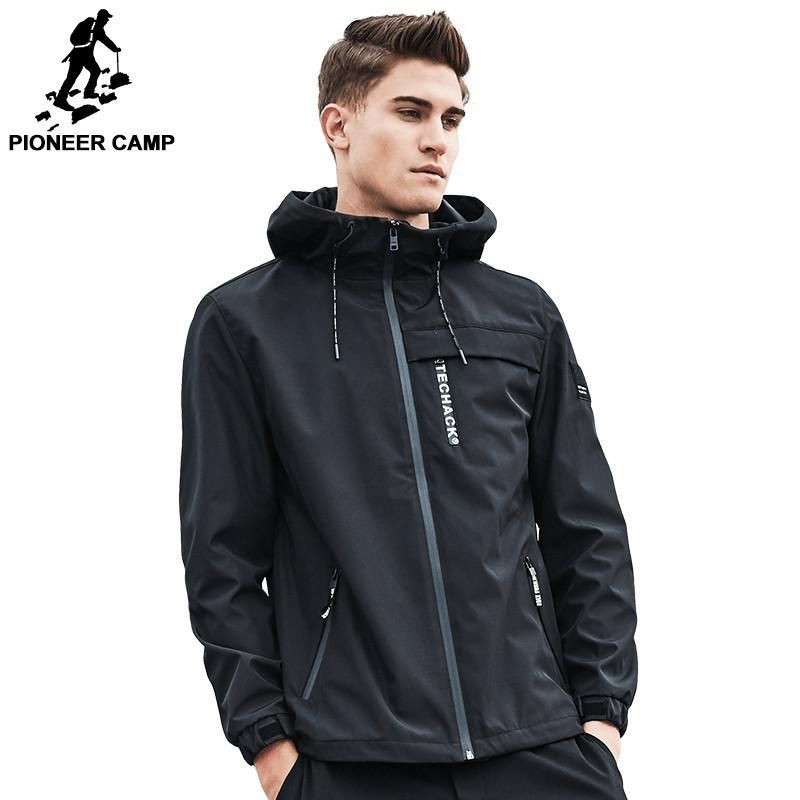 New Spring jacket men clothing fashion hoodie jacket coat male top quality casual outwear for men