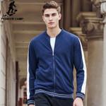 new Spring hoodies men clothing blue men zipper hoodies top quality fashion casual sweatshirts male