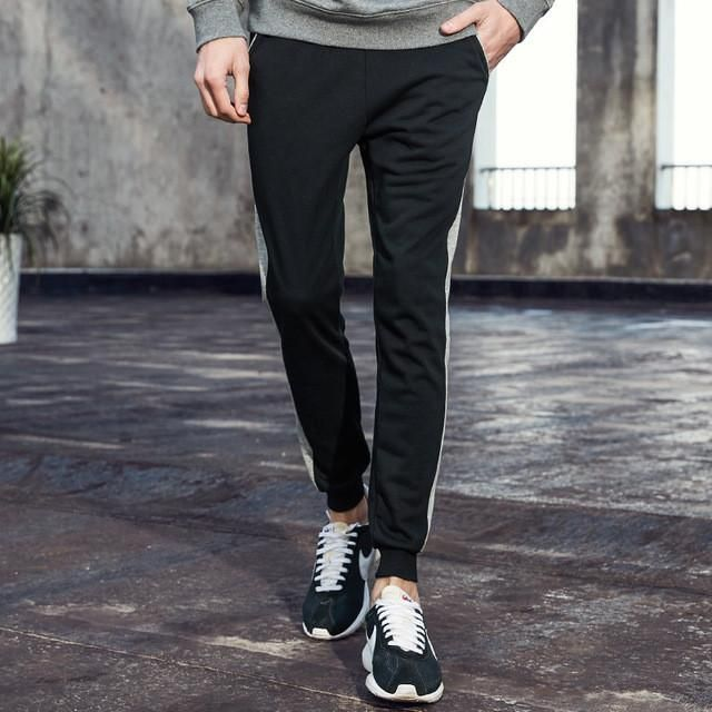New Spring sweat pants men clothing fashion joggers pants male top quality casual trousers