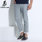 New fashion mens casual pants summer elastic  mens trousers pants men
