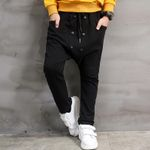 For Boys Harem Pants Fashion Style 100% Cotton Casual Full Length Trendy