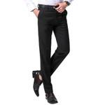 New Autumn Fashion Men Suit Pants Long Trousers Slim Fashion Men Business Casual Dress Pant Plus Size