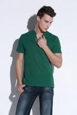Summer men shirts business casual fitness active polo shirt men clothing shirt