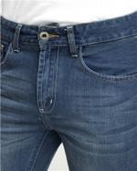 Men Jeans Slim Fit Denim Pants Man Trousers Denims Vetement Famous Home
