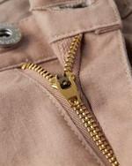 Women Slim Pants Fine Brushed Narrow Feet Casual Pants Feminina Women Cargo Pants Femme Pantalones Trousers