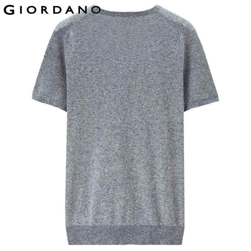 Men T-shirt V-neck Tshirt Cotton Tees Clothing Short Sleeves Tee Homme