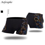 Men Shorts Male Sexy Modal Printing Boxers Men's Underwear hombres