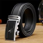 New men's Fashion leather black mens belts for men luxury designer belts for male Top quality strap