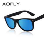 Fashion Sunglasses Men Sunglasses Men Driving Mirrors Coating Points Black Frame Eye wear Male Sun Glasses