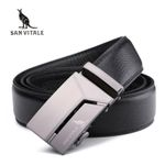 Men belt 100% cowhide genuine leather belts for men Luxury Strap male pin buckle fancy vintage jeans cantos