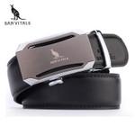 Mens fashion Belt New Designer Automatic Buckle Cowhide Leather men belt Luxury belts for male