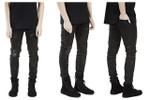Hip-hop Men Jeans Casual Denim distressed Men's Slim Jeans pants Biker jeans skinny rock ripped jeans home