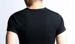 Men's t-shirts stretch cotton Tees Man causal T shirt Male clothing causal undershirts O-neck active shorts t shirts