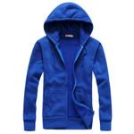 Mens Hoodies and Sweatshirts autumn winter lovers casual with a hood jacket men coat hoodie men size S-XXL