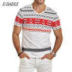 Mens t shirts fashion printing Clothing Swag Men T-shirts tops tees  Skate Moleton man t shirt