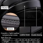 Men Belts Genuine Leather Luxury Strap Male Belt for Man Home Buckle Fancy Vintage Jeans Cintos Ceinture