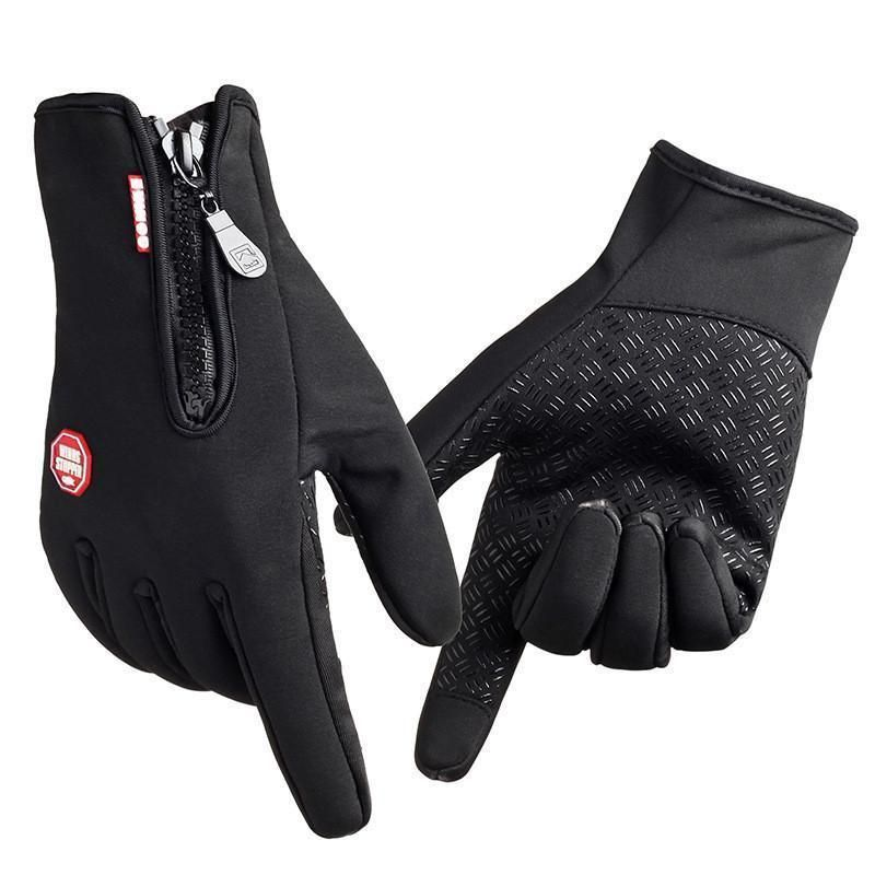 Touch Screen Windproof Outdoor Sport Gloves