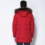 Fashion Parka Coat Men Winter Jacket Men's Male Thickening 80% White Duck Down Jacket Coat Down-Jacket Coats