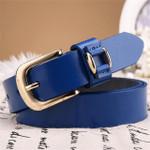 Women's new retro casual wild Leather Belt Buckle 100% pure leather belt Women jeans belts