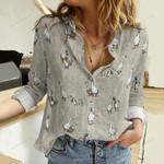 Ducks Cotton And Linen Casual Shirt QA261007
