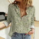 Mallards Cotton And Linen Casual Shirt QA261025