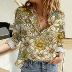 Sunflower Cotton And Linen Casual Shirt KH281002