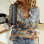 Turkeys Cotton And Linen Casual Shirt QA291025