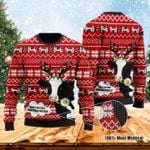 Dairy Cow Ugly Sweaters KH301029