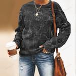 Blinded Bats Unisex All Over Print Cotton Sweatshirt QA200108